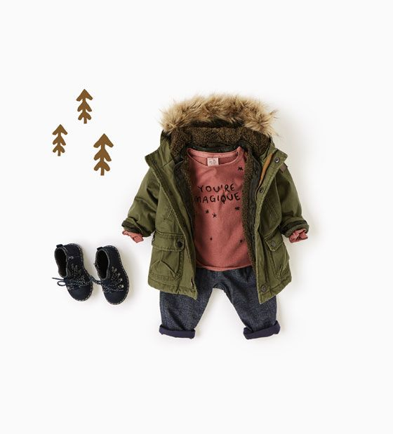 SHOP BY LOOK-BABY BOY | 3 months-4 years-KIDS | ZARA Algeria