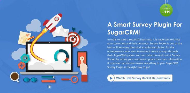 Time to take your #Customers u201cSERIOUSLYu201d! SugarCRM Customer - customer survey