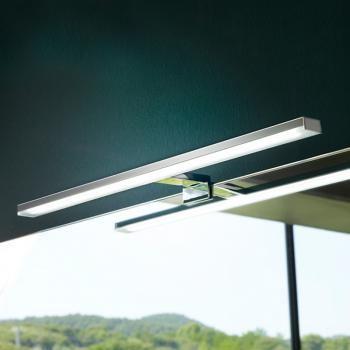 Cosmic b-box LED-Klemmleuchte, flach