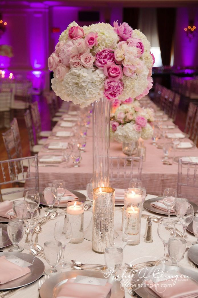 1000 ideas about indian wedding centerpieces on pinterest for Wedding reception centrepieces