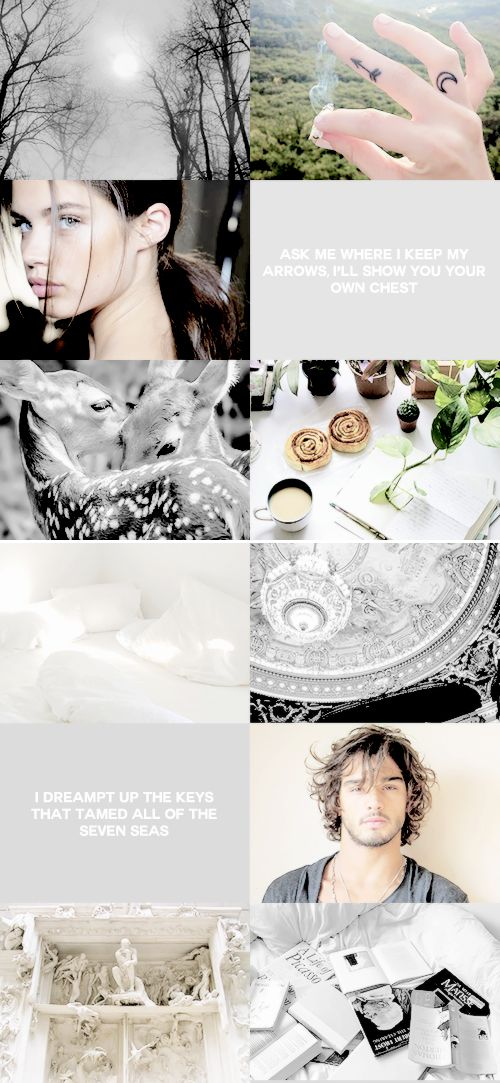 GREEK MYTHOLOGY MODERN AESTHETIC Artemis and Apollo Sara Sampaio as Artemis, Marlon Teixeira as Apollo