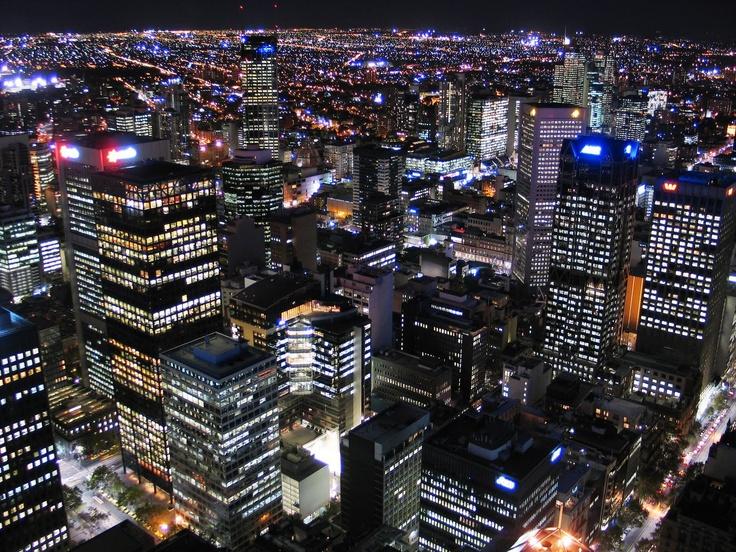 Katse Horisontissa: Melbourne kuvina