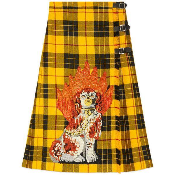 Best 10  Yellow tartan skirt ideas on Pinterest | Tartan, Tartan ...