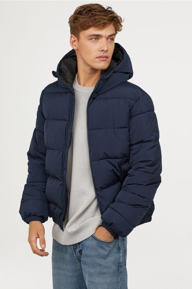 e6eac952c Padded Jacket in 2019 | Old Crony Stays Young | Padded jacket ...