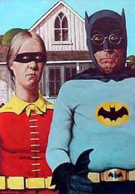 Phi Stars: American Gothic Parodies Part 1