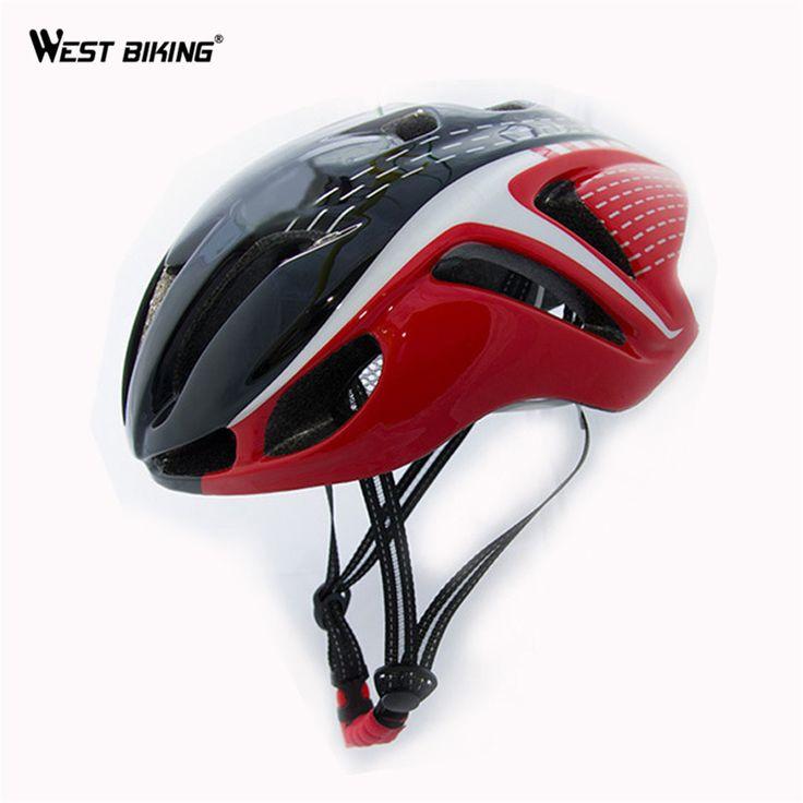 WEST BIKING Cycling Helmet Ultralight Integrally-molded Road Mountain MTB Bikes Bicycle Helmet Capacete De Casco Ciclismo Helmet