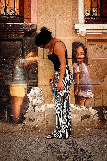 Street Art | Santiago, Chile