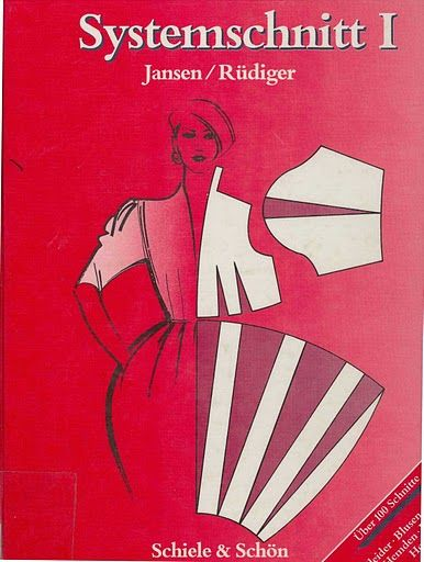Systemschnitt 1 - German Pattern cutting book by Jutta Jansen , Claire Rüdiger ISBN-10: 3794906845. (http://www.amazon.co.uk/Systemschnitt-Modeschnitte-Blusen-Hemden-Schnitte/dp/3794906845/ref=wl_it_dp_o_pC_S_nC?ie=UTF8=1VMT0P0ADQFOT=IEJO592M6QWNO )