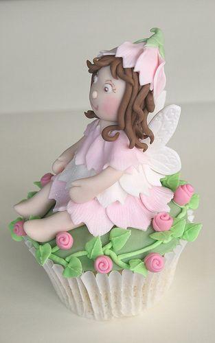 Fairy Cupcake flickr Bake-off