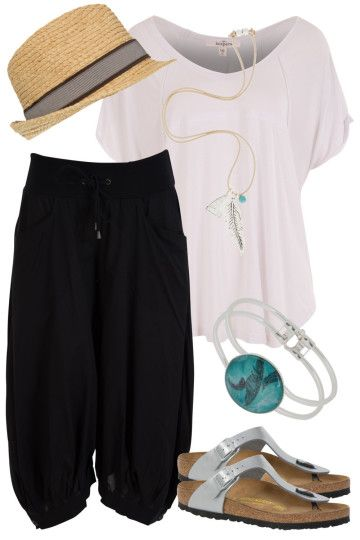 Shake The Room Outfit includes Birkenstock, Kooringal , and Nest Of Pambula at Birdsnest Fashion