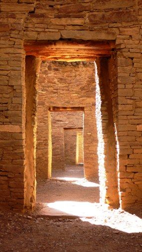 Pueblo Bonito, Chaco Canyon National Park, New Mexico (UNESCO World Heritage Site). Photo: Tanya Ortega de Chamberlain