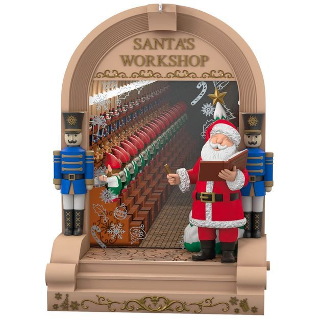 54 Best Images About 2017 Hallmark Ornaments On Pinterest