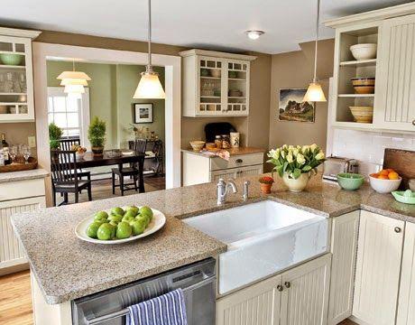 The 25+ best Feng shui kitchen layout ideas on Pinterest | Open ...