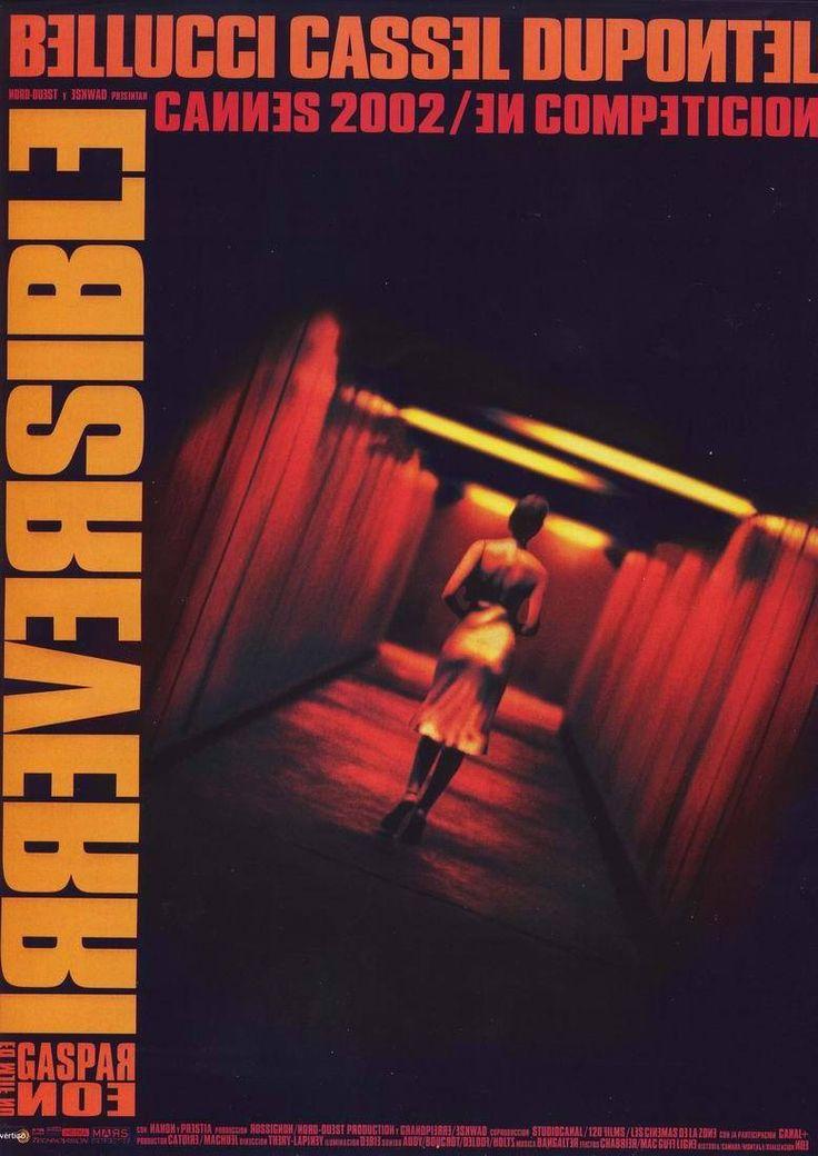 Irreversible Irreversible De Gaspar Noe 2002 Movie Posters Good Movies Film