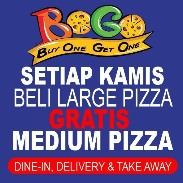 Papa Rons Thursday Big Deal http://www.perutgendut.com/read/papa-rons-thursday-big-deal/3504 #Food #Kuliner #Promo