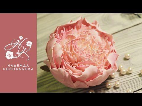 Мастер класс- большие цветы из изолона( фоамирана).How to Make GIANT Tissue Paper Flowers - YouTube