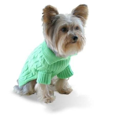 Middle Class Modern: Doggies Get Cold, Too: A No Sew Dog Sweater