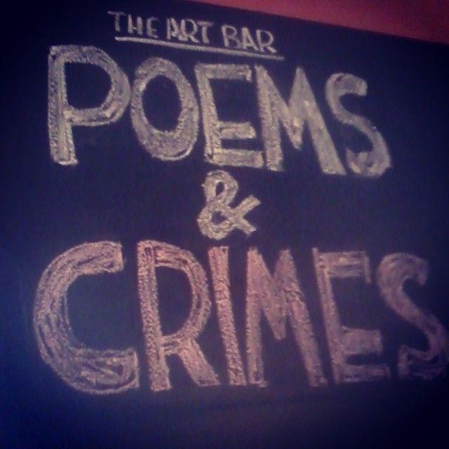 Απο Δευτερα κανει την εμφανιση του το ολοκαινουριο ανανεωμενο μενου στον οικο Γαβριηλιδη... #poems&crimes  #menou #foodblog  #food #athens