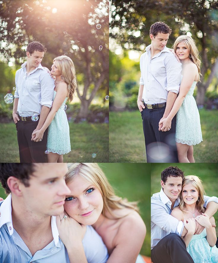 engagement poses. These are cute except for most of them she's holding onto him. But that's an easy fix lol