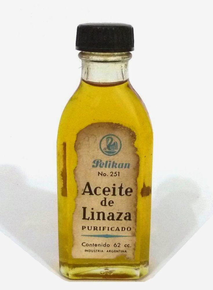 32 best pintar al oleo herramientas materiales y - Aceite de linaza ...