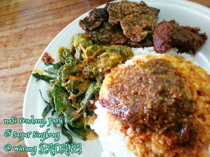 Nasi Padang (Indonesian Food) - Warung Padang (Jalan Raya Tuban - bali) 89