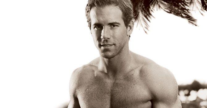 Men's Health - Celebrity Fitness - Ryan Reynolds's Workout: The 6-Pack Diet Plan