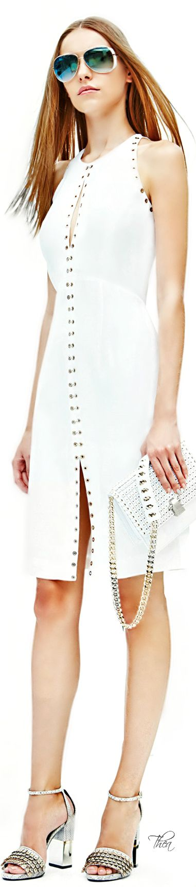 Okay, okay, okay! This white dress with lots of studded detailing is perhaps one of my favourites to date. I would adore to wear this everyday! And in other colours would be just as fantastic as well.