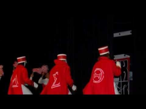 DST All-Alumni Step Show trailer