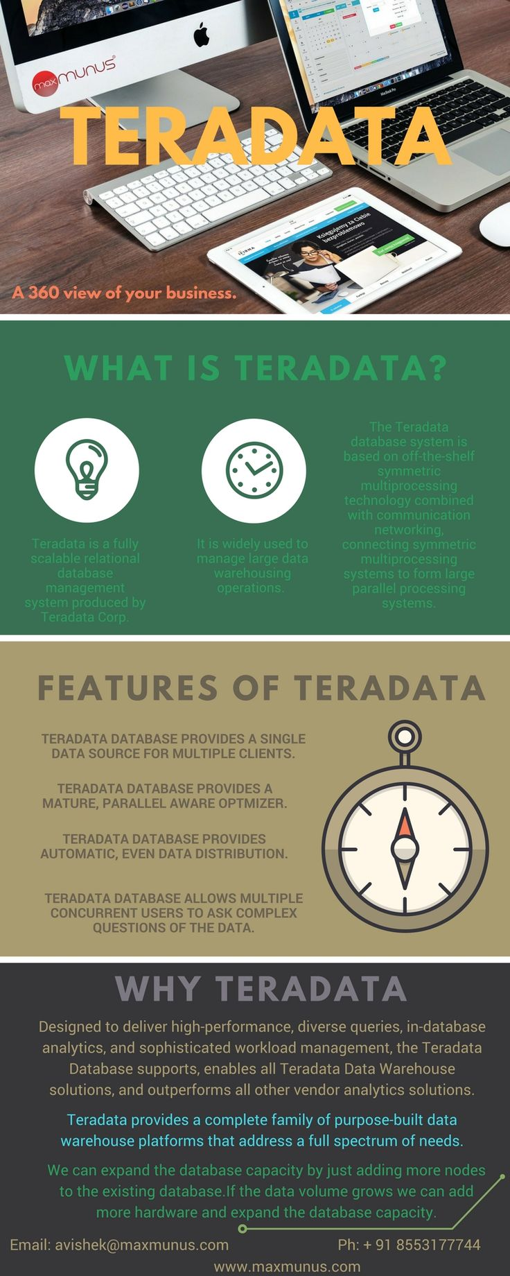 11 best online training images on pinterest positive feedback teradata tutorial for beginners teradata online training which maxmunus is providing contains a soft copy baditri Image collections