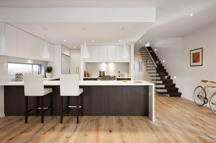 Hudson 31 kitchen.