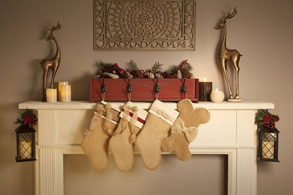 25 Unique Stocking Holder Stand Ideas On Pinterest Stocking Stand Christmas Stocking Holder