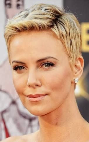 very short hairstyles for women with thick hair - Google Search