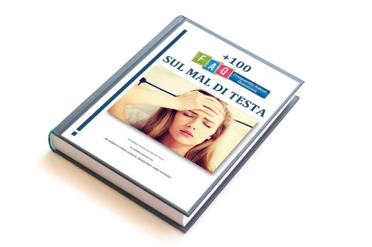+100 FAQ sul mal di testa è un libro consultabile attraverso l'app HeadApp! Diario del mal di testa