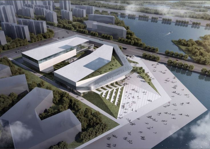 Plasma Studio · Zhuhai Public Cultural Center
