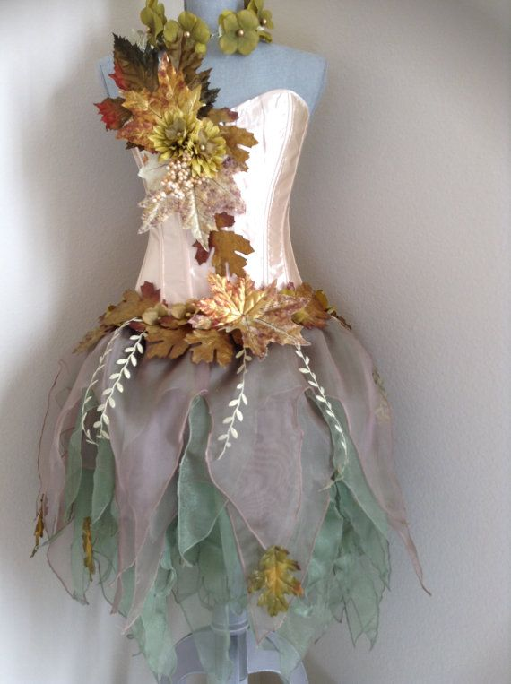 Find This Pin And More On Ideas Fairy Costume