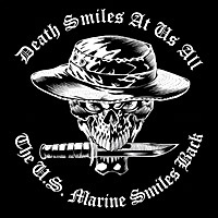Wicked Jester Marines Smile Back T-Shirt