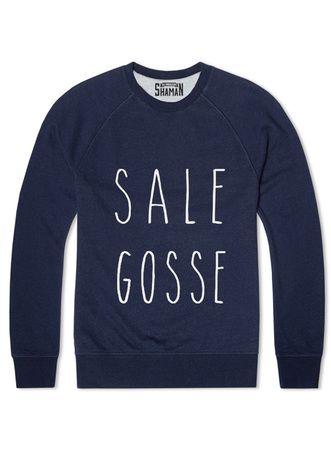 "Sweat   ""Sale gosse"""