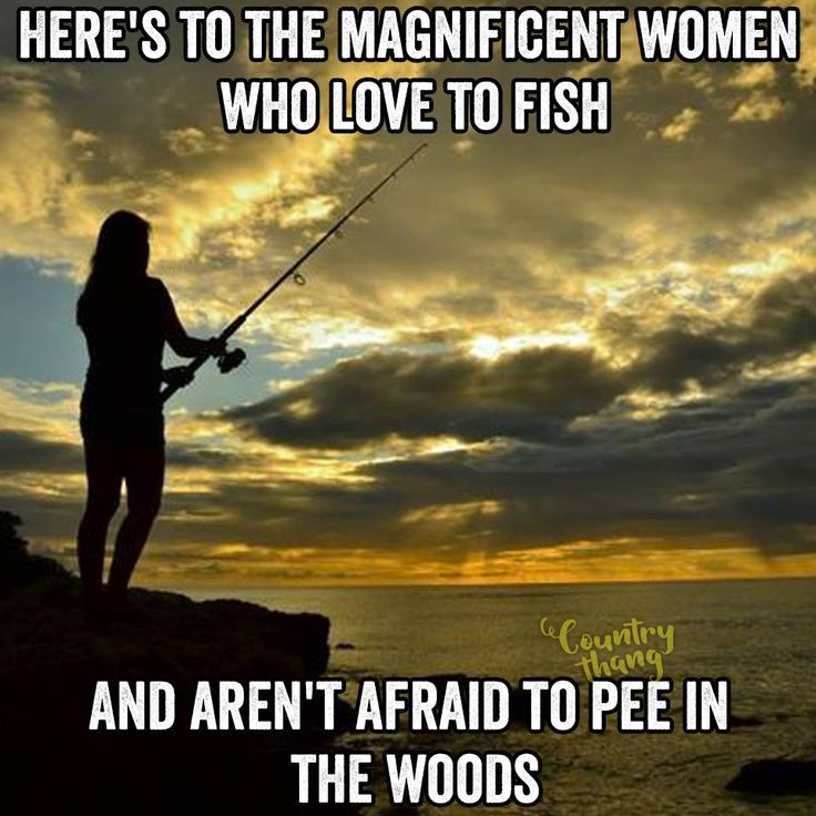 For all the girls that are country and love fishing