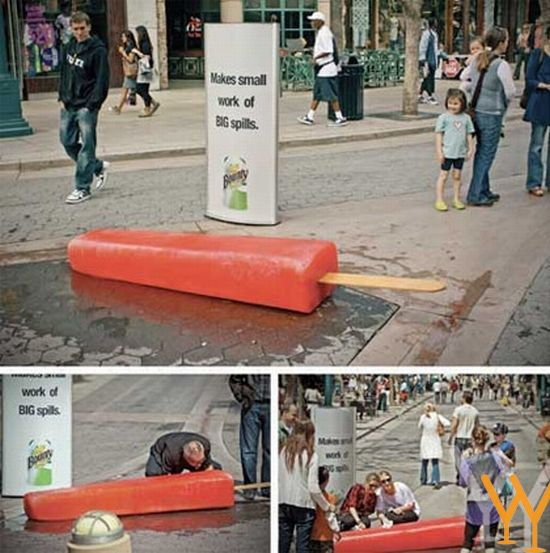 Guerilla Marketing Design