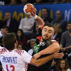 Handball World Championship - Germany vs Croatia
