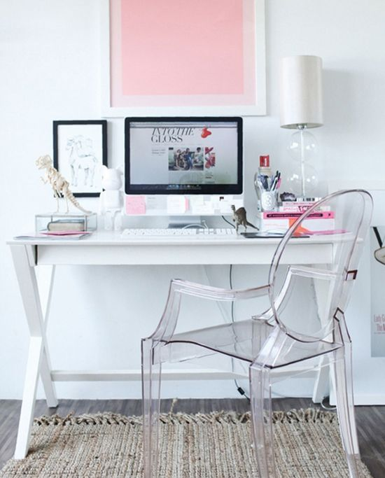 Perfect work space!