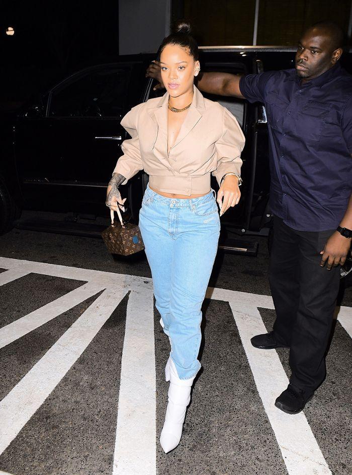 Rihanna style, Rihanna outfits