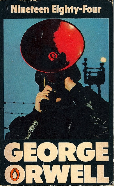Nineteen Eighty-Four, Penguin (U.K.)  This is what the one I read at school looked like...
