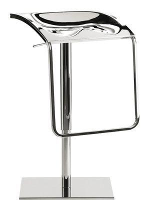 Deze design barkruk is een stijlvolle blikvanger voor iedere bar! Deze mooi vormgegeven kruk trekt alle blikken naar zich toe en biedt tevens steun voor uw vermoeide voeten!