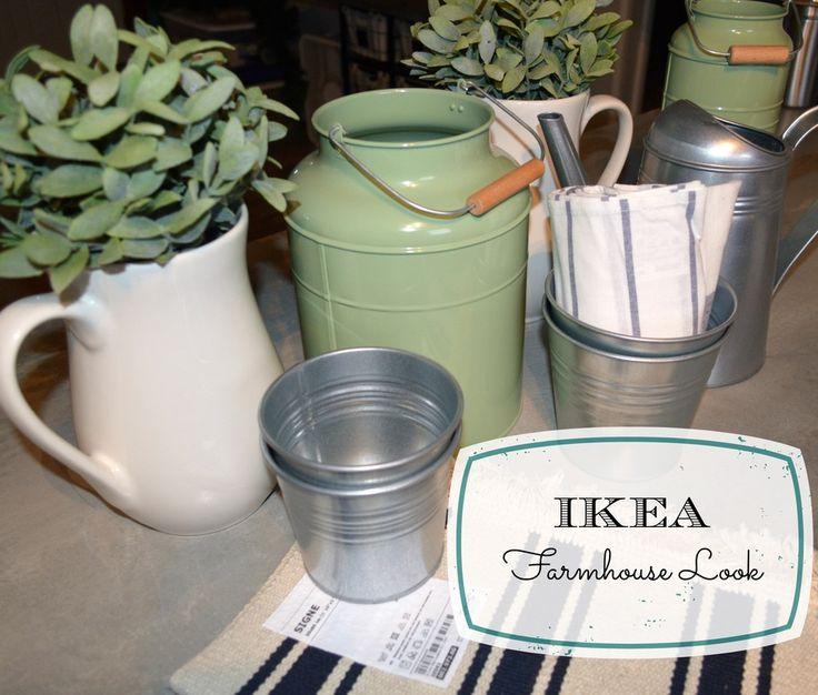 IKEA Farmhouse Look