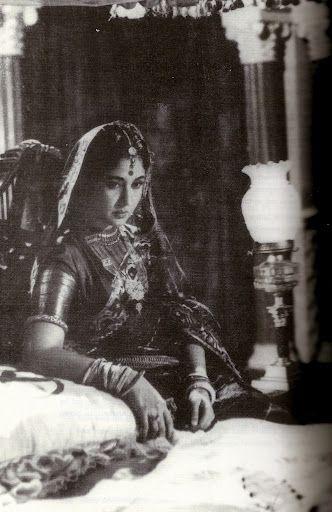 Meena Kumari-in Sahib Bibi Ghulam