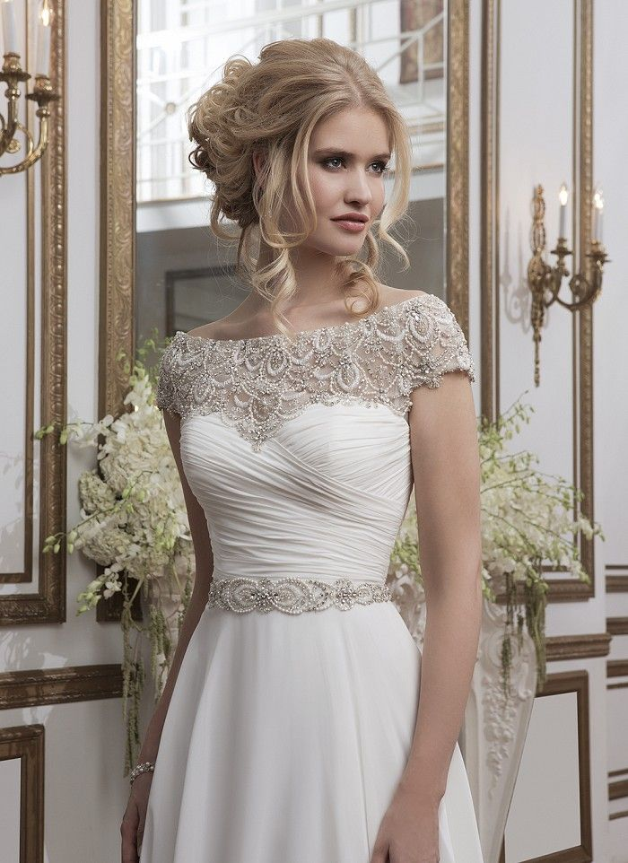 Be Romantic with Aisle Style BambolaI Dress