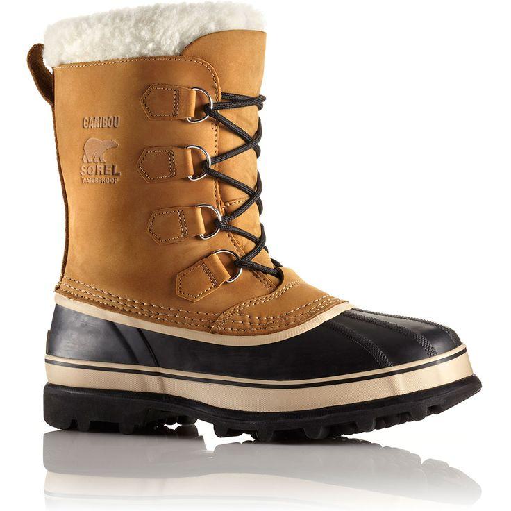 $99 Sorel Caribou Boot (Men's) #Sorel Sale ends Cyber Monday 11/30/15