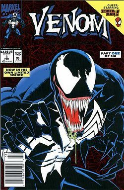 Venom: Worth Reading, Comic Worth, Comic Collection, Stuff, Comic Books, Venom Lethal, Books Worth, Marvel Comics, Lethal Protector