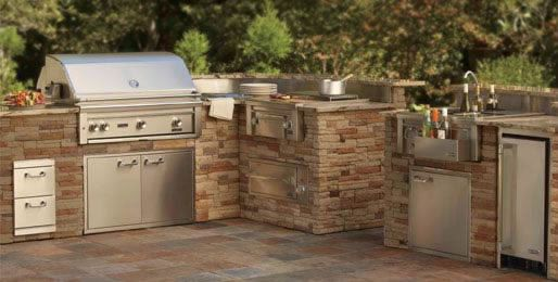 Love!: Outdoor Living, Kitchens Ideas, Outdoor Kitchens Design, Outside Kitchens, Outdoorkitchen, Backyard, Bbq, Outdoor Grilled, Back Yard